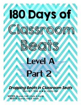 180 Days of Classroom Beats - Level A - PART 2