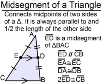 108 Geometry Definitions Front & Back Printable + 5 Assignments for PDF