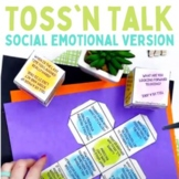 120 Social Emotional Learning Prompts on Conversation Dice