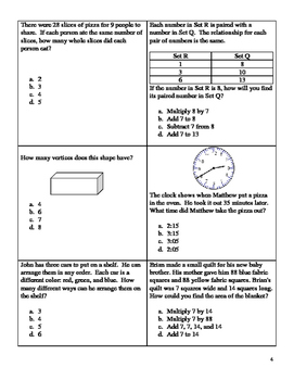 108 Mixed Word Problems
