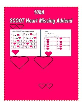 108A Scoot Missing Heart Addend