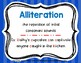 109 Literary Terms Posters