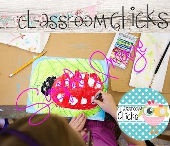 Child Drawing Ladybug Art Image_10: Hi Res Images for Bloggers & Teacherpreneurs