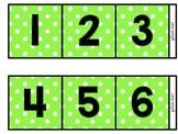 [Bold] (Three-Color Polka-Dot) Skip Counting by 10s Polka-