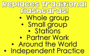 10s Facts - DIGITAL (Google) Multiplication Flash Cards -10's Family