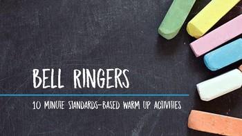 10th Grade Bell Ringers