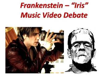 """Frankenstein - """"Monsters of Future Technology"""" Project"""