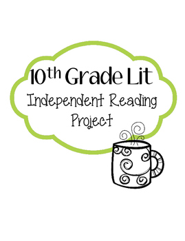 10th Grade Independent Reading Project