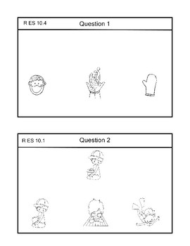 10th Grade Reading Extended Standards Practice Test AAA Pack 2