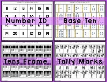 11-20 Number Fluency