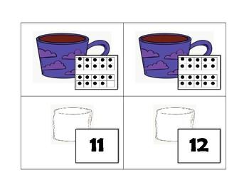 11-20 Number Match