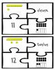 11-20 Number Sense Puzzles Self Checking