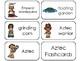 11 Aztecs Printable Flashcards. Preschool-3rd Grade