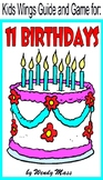 11 Birthdays: A Wish Novel by Wendy Mass!  (Reminiscent of Groundhog Day)