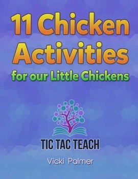 11 Chicken Activities for Our Little Chickens