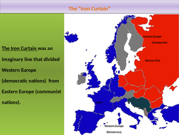 11. Cold War - Lesson 1 - Truman Years