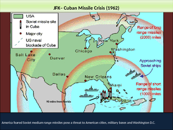 11. Cold War - Lesson 3 - Kennedy Years