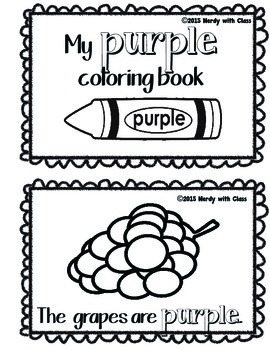 11 Color Books Bundle for early learners