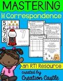 1:1 Correspondence - Math