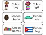 11 Cuba Printable Flashcards. Preschool-3rd Grade