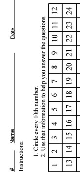 11 Ease Into Multiplication Intermediate Worksheets Style 2