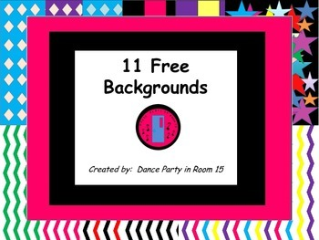 11 Free Digital Backgrounds