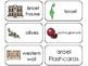 11 Israel Printable Flashcards. Preschool-3rd Grade