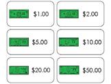 11 Money Printable Flashcards. Preschool-1st Grade