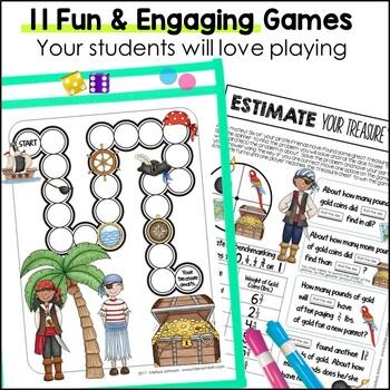 11 No Prep Fraction Games for 4th grade TEKS and STAAR prep