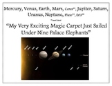 11 Planets Poster