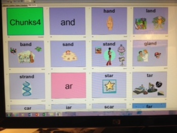 11 PowerPoints Reading Chunks with Example Pictures (108 Chunks in all)
