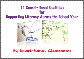 11 Sensei-tional Scaffolds for Supporting Literacy Across the School Year