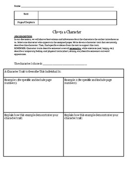 11 Student Roles and Self-Evaluation for Literature Circles and Book Clubs