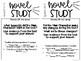 11 Task Cards for Novel Study (Focus: Theme) Growing Bundle