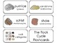11 The Rock Cycle Printable Flashcards. Earth Science.