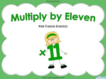 Multiply by Eleven