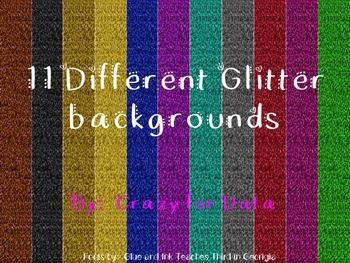 11 glitter backgrounds