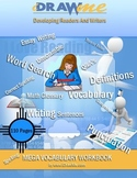 110 Page Mega Package Spelling & Vocabulary Lessons-Right & Left Brain Exercises