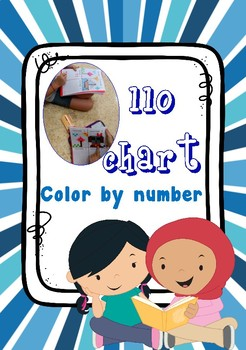 110 chart color by number