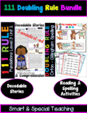 111 Doubling Rule Reading and Spelling Bundle