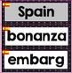 112 English Words Borrow from Other Languages Word Walls