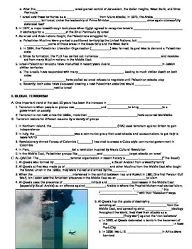 UNIT 14 LESSON 3. 20th Century Middle East and Age of Terrorism GUIDED NOTES