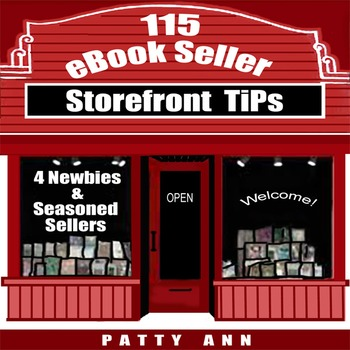 Seller Storefront Tips: 115 Simple Ideas to Create & Design eBooks
