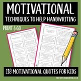 118 Kids Motivational Quotes