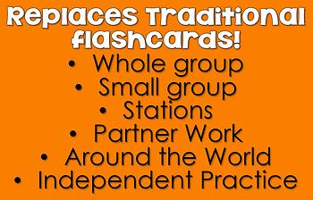 11s Facts - DIGITAL (PowerPoint) Multiplication Flash Cards -11's Family