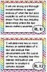 11th Grade Common Core Standards Display Cards