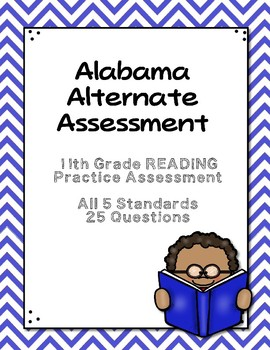 11th Grade Reading Extended Standards Practice Test  AAA