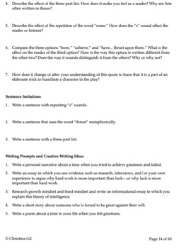 11th Grade Writing Prompts & Creative Writing Ideas