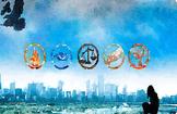 11x17 Original Divergent Classroom Poster