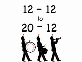 """12-12 to 20-12 m4v Song Video from """"Subtraction Songs"""" Kathy Troxel"""
